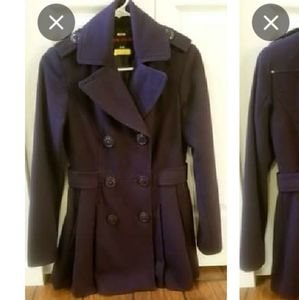 XS Miss Sixty Wool Coat